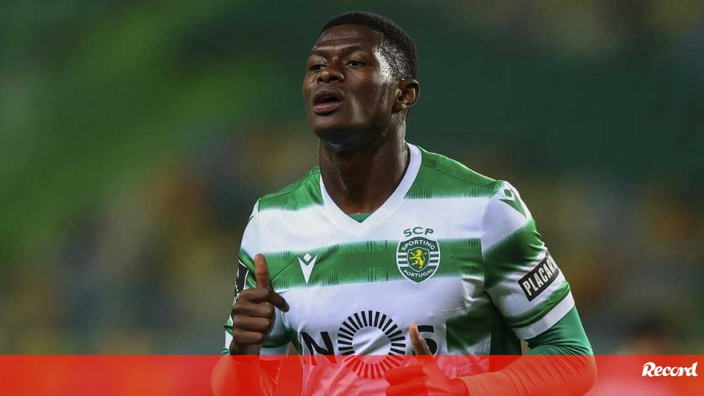 """Nuno Mendes: """"I'm not a great player yet, but I'm working on it"""" - Sporting"""