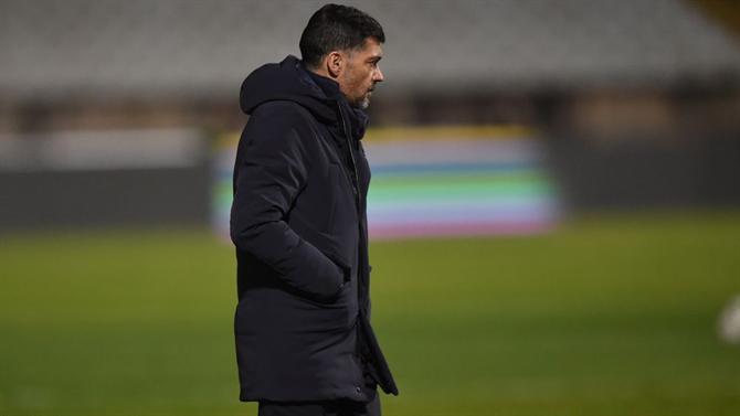 A BOLA - The sensational message from Sérgio Conceição to Reinaldo Teles (FC Porto)