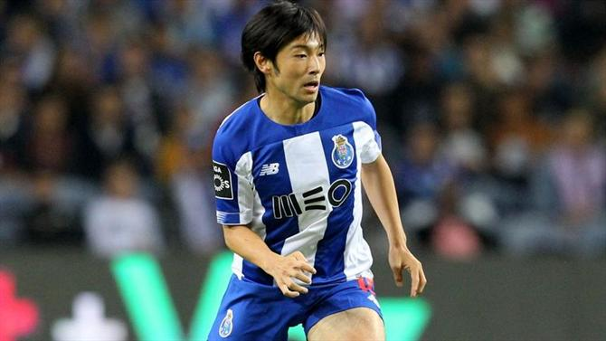 Ball - Nakajima faced the epidemic with great difficulty (Porto)