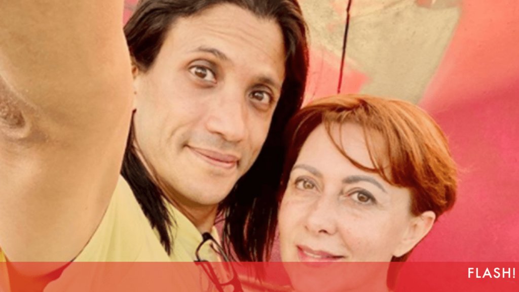 Declaration of Joao Soares' love for Maria Joao Abreu who touched the country - my patriot