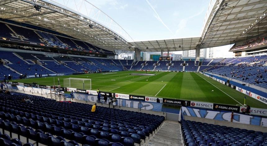 Estádio do Dragão hosts the Champions League Final
