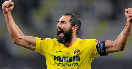Europa League: Villarreal beat Manchester United in the final