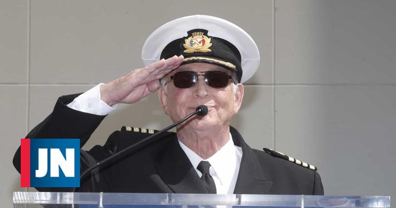 Gavin Macleod, captain of the Love Boat series, died.