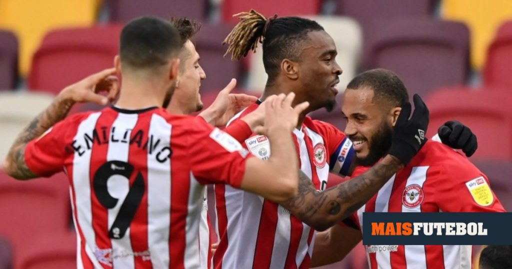 """History: The Brentford """"bees"""" celebrate the rise of the Premier League"""