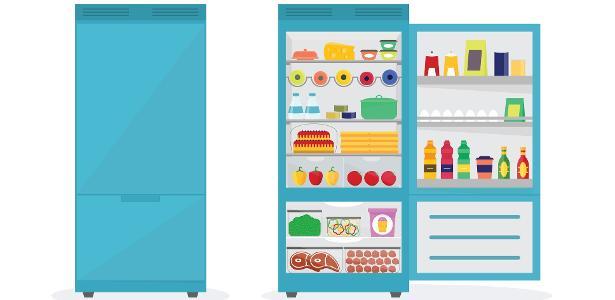 How to get a bad refrigerator smell
