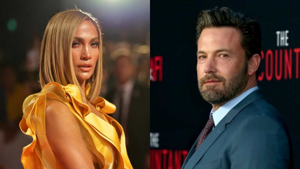 Jennifer Lopez managed to convince Ben Affleck to go to the gym in Miami