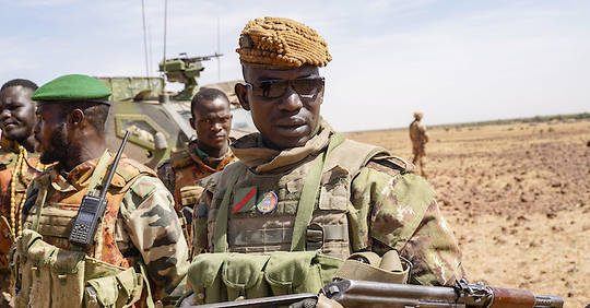 New military coup in Mali