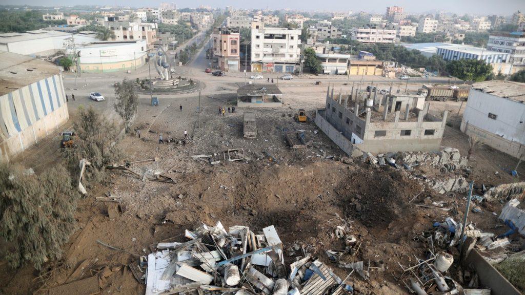 Gaza 11.mai 2021