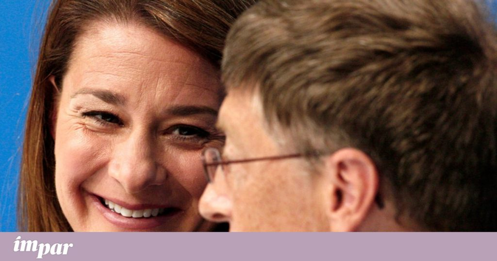 On the day the divorce was announced, Bill Gates transferred nearly $ 2.4 billion in equity into Melinda  Wealth