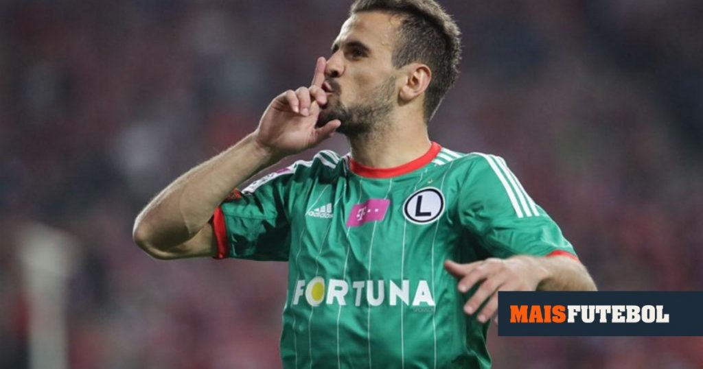 Orlando Sá announced the end of his career on his 33rd birthday