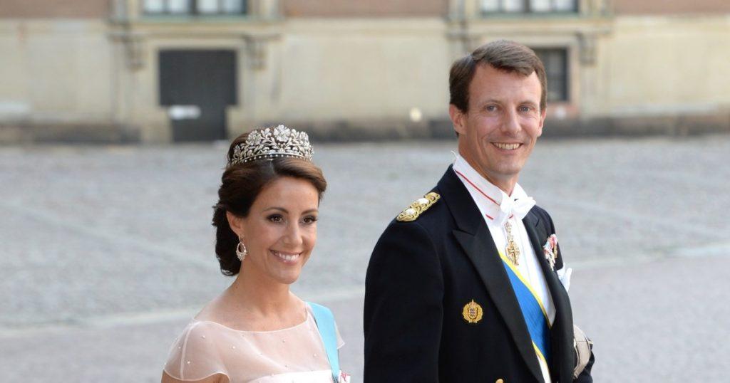 Prince Joachim and Princess Mary drop his nephew's confirmation