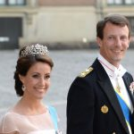 Prince Joachim and Princess Mary drop his nephew's confirmation