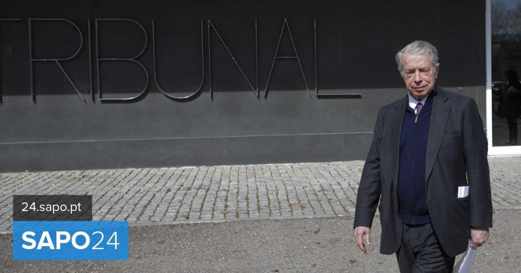 Ricardo Salgado raises the incident of the refusal of the judge ruling BESA / Eurofin and wants to hear Anna Gomez - Actualidade
