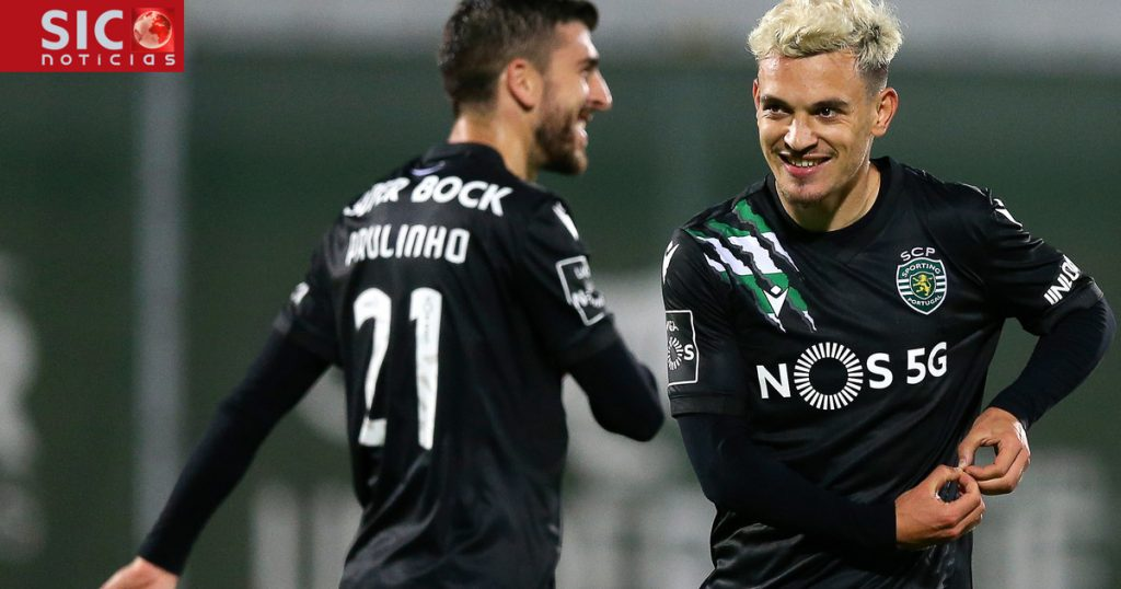 SIC Notes |  Sporting Brio won, and secures a place in the UEFA Champions League and four points away from the title