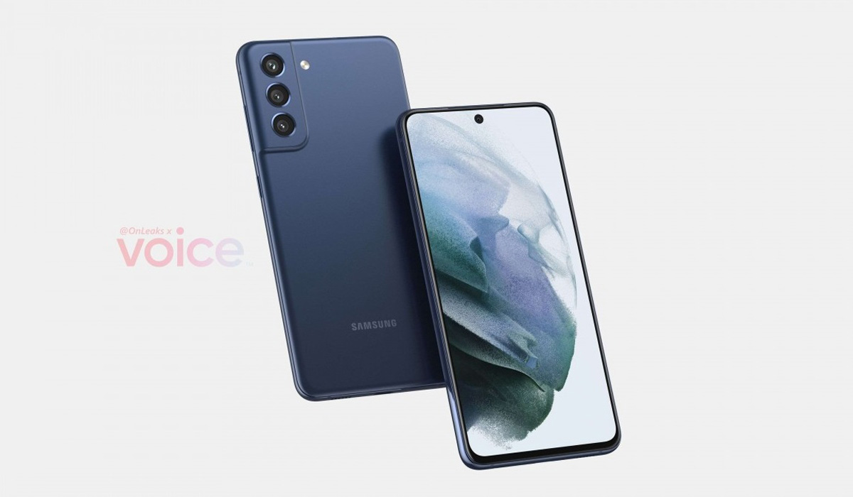 Samsung Galaxy S21 FE Qualcomm