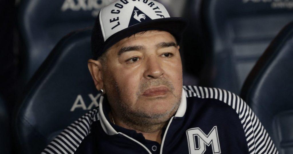 Seven accused after Maradona's death