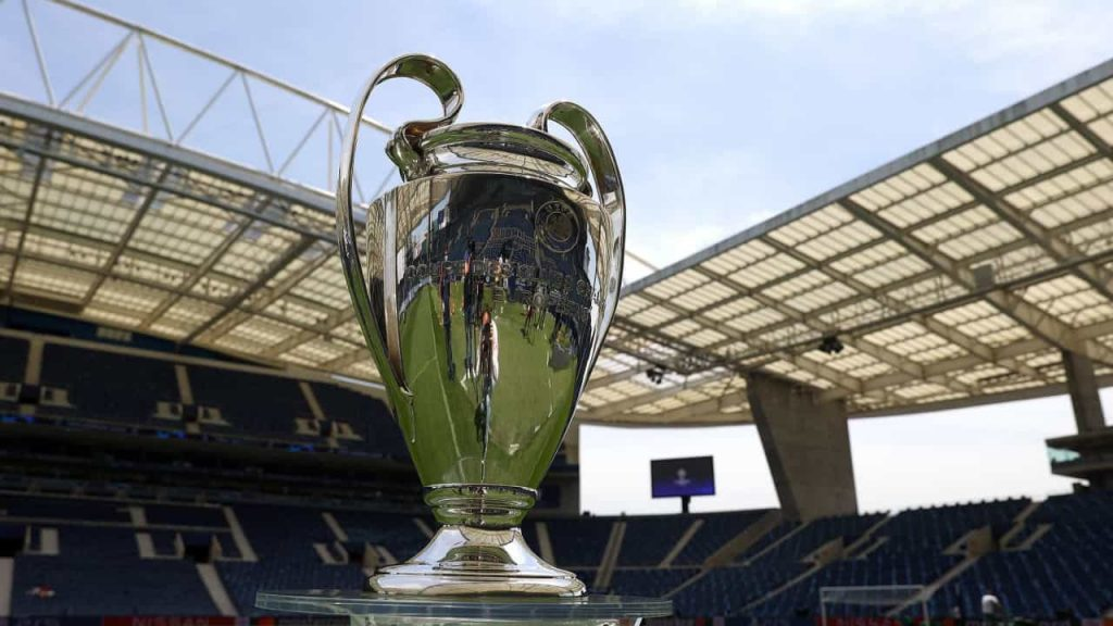 So is the 2021/22 Champions League four bet