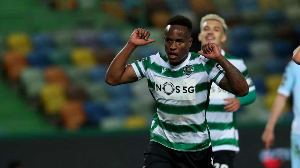 Sporting has already set a minimum value for a Giovanni Cabral release