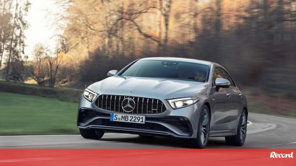 The Mercedes CLS arrives in July and already has prices - Record Auto