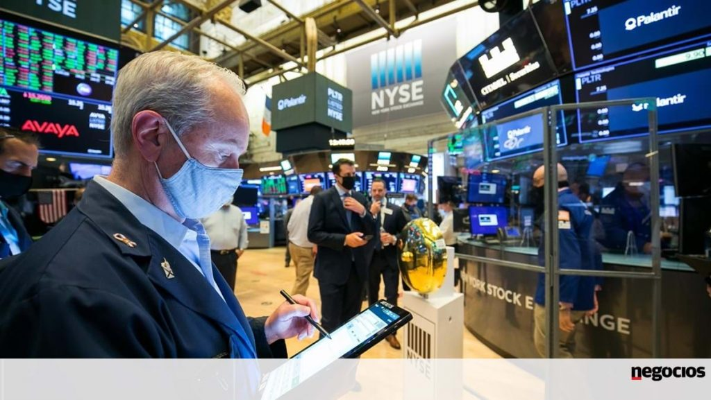 Wall Street consolidates its decline after Yellen's comments but the Dow is recovering and rallies - Bolsa