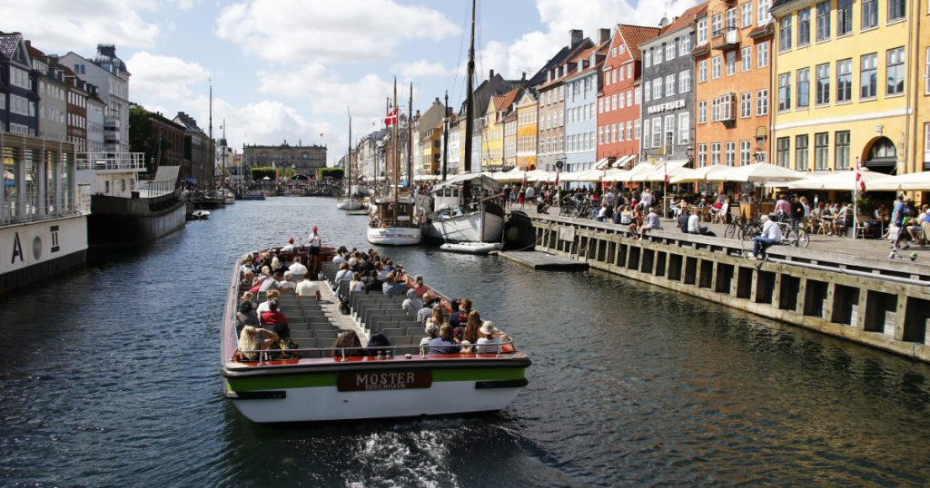 Denmark: - Corona rebellion: - Ugly