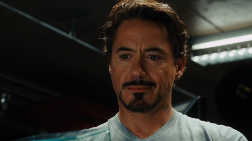 Iron Man: The scene that introduces the Marvel Cinematic Universe