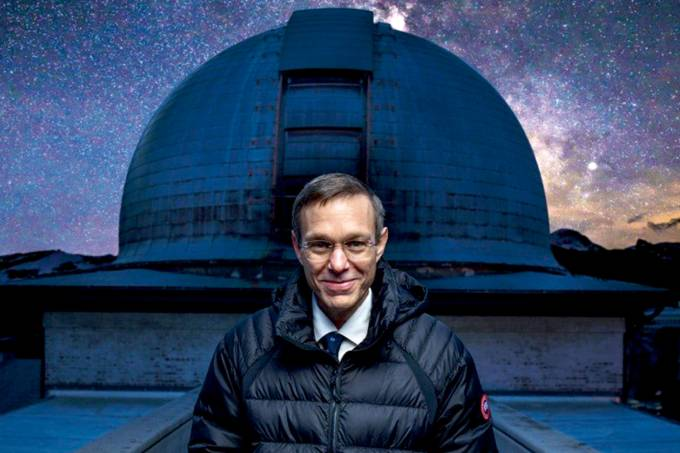 """Avi Loeb, on extraterrestrials: """"We are not alone"""""""
