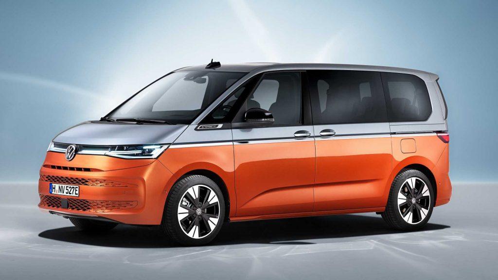 """Volkswagen Multivan T7: A """"pão de forma"""" da Volkswagen chegou"""