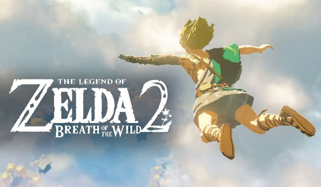 Zelda Breath of the Wild 2 receives a new trailer and arrives in 2022