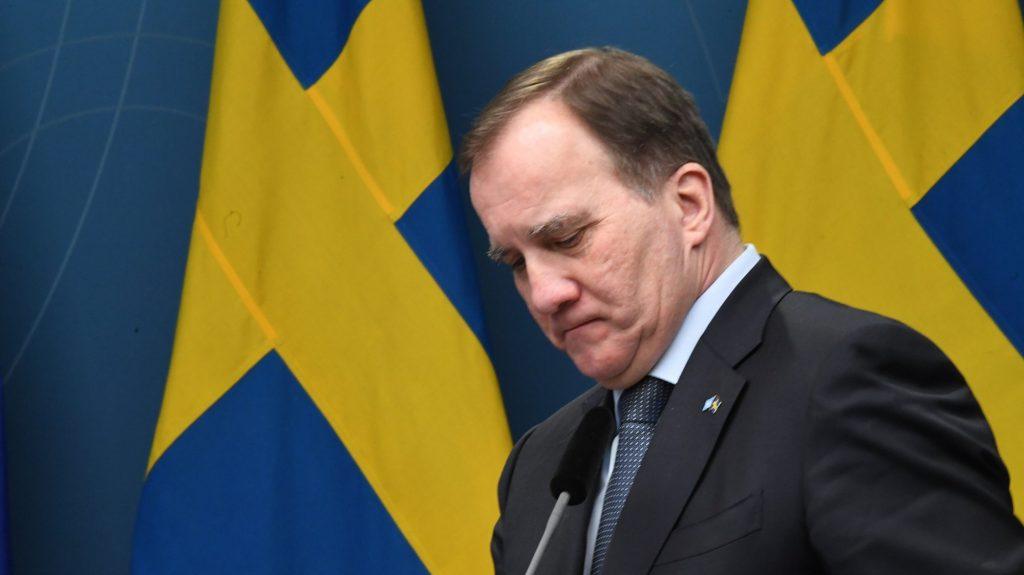 Stefan Lofven, Sweden |  Stefan Lovin: