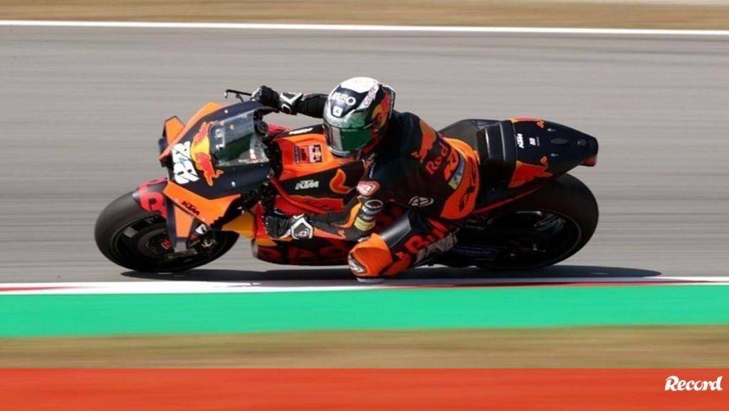 Miguel Oliveira GP Germany Race, Live Streaming - MotoGP