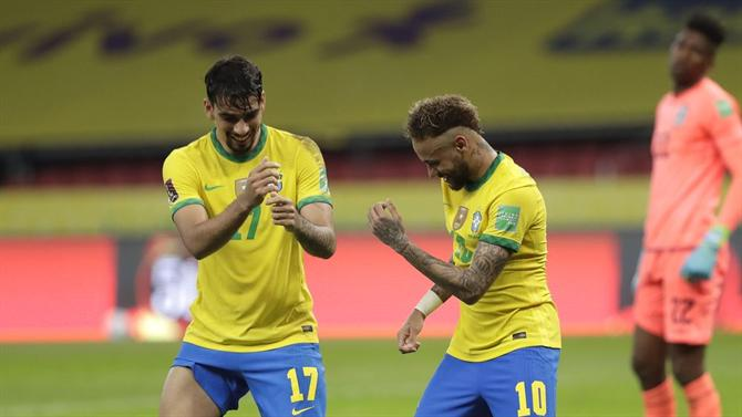 A BOLA - Brazil came close to securing the World Cup after beating Ecuador (World Cup 2022)