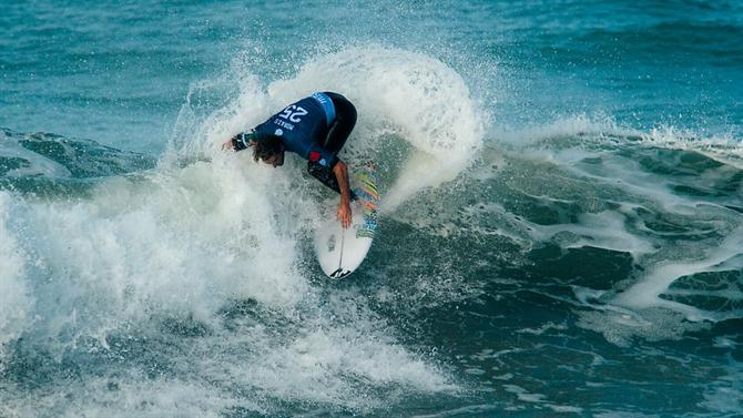 A BOLA - Federico Moraes Officially Confirmed at the Olympics (Surf)