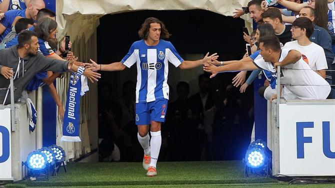 """A BOLA - """"I would like to stay at FC Porto to play"""" (FC Porto)"""