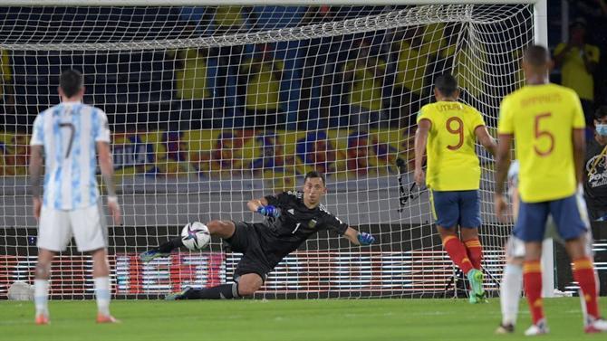 A Bola-Marchesin and Otamendi remain in the Copa America squad (Argentina)