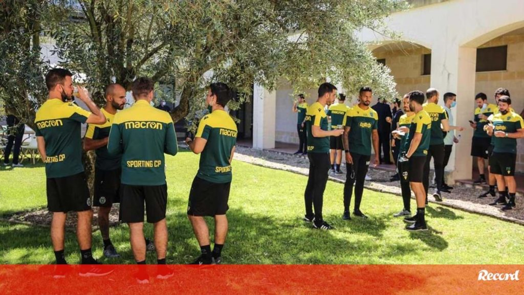 Academy coaches flood: Sporting celebrated Coach Day - Sporting