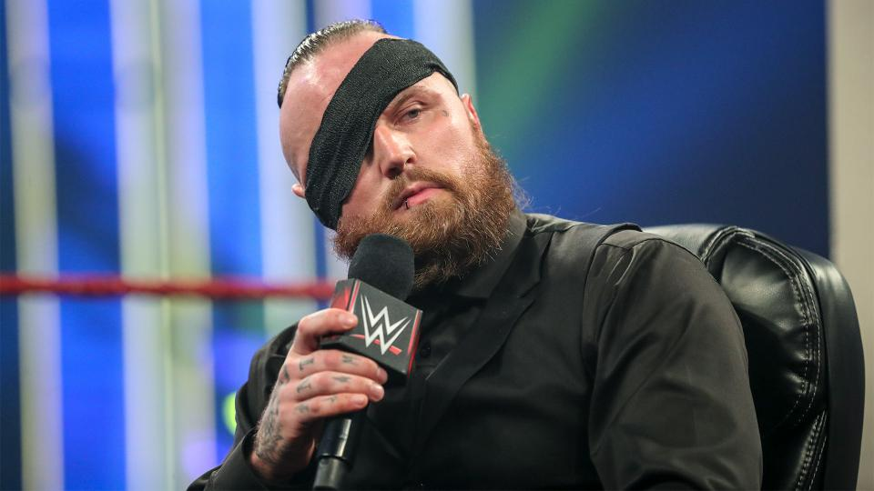 Aleister Black comments on his relationship with Vince McMahon