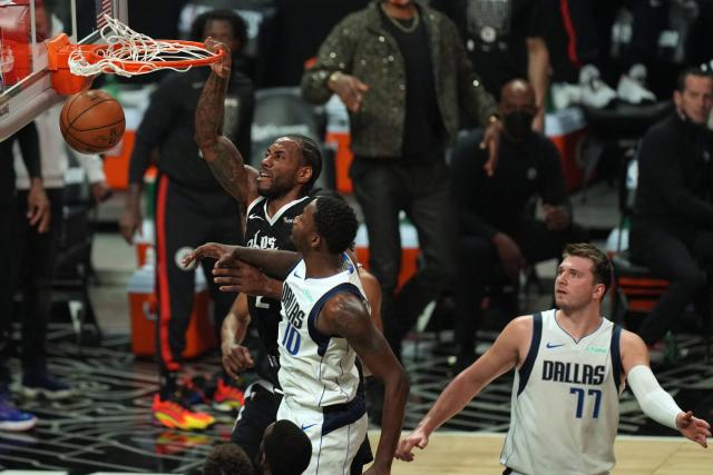 Clippers blow Dallas, advance to the semifinals of the NBA Western Conference