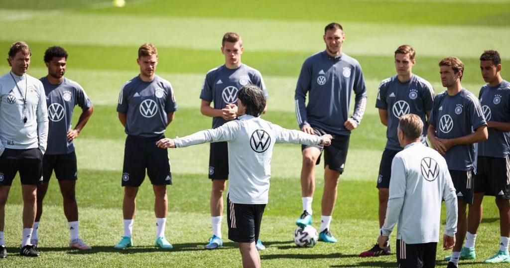 EM 2021: DFB series against France