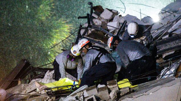 """""""Every minute counts"""": At least four people die in house collapse in Miami-Panorama Society"""