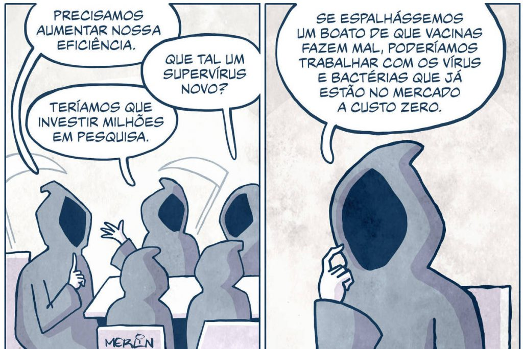 Famous Online, Comics About Science, Cientirinhas, Became Book - 06/17/2021 - Science