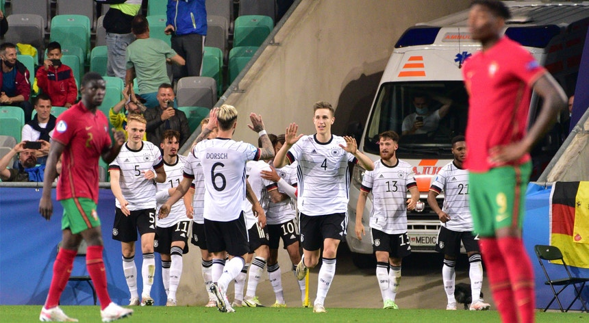 Germany defeats Portugal in the UEFA European Under-21 Championship final