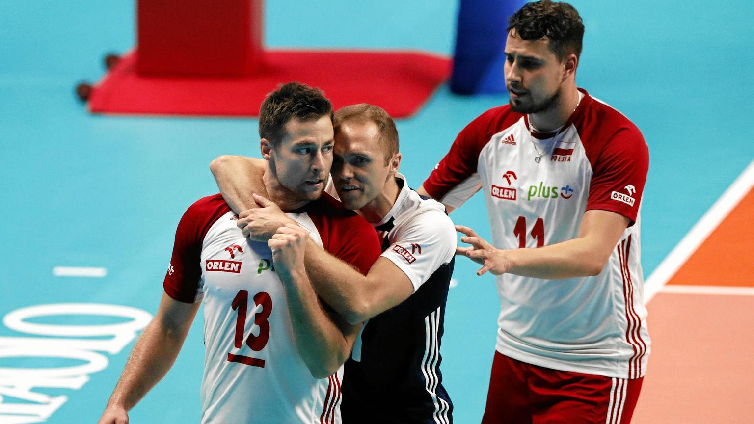 Poland - Slovenia 3-0.