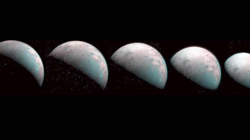 Juno will fly over Jupiter's moon Ganymede soon
