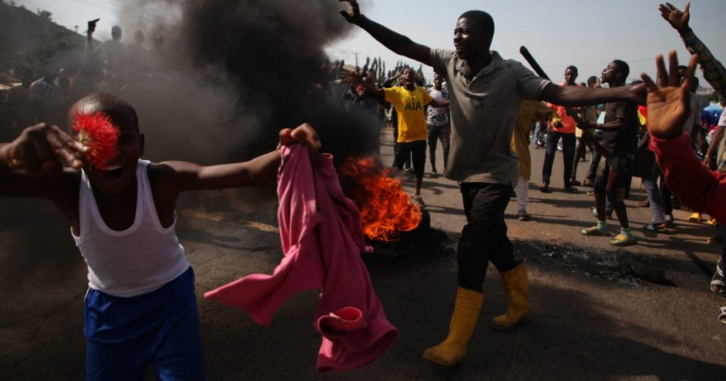 Mass kidnapping in Nigeria: - At least 150 children missing
