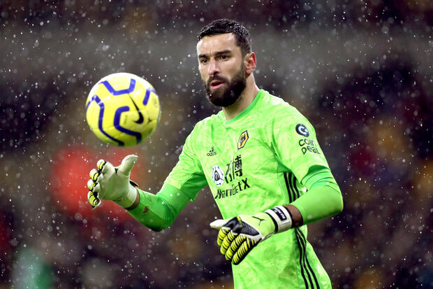 Mourinho wants to take Rui Patricio to Roma and another Portuguese from Wolverhampton has already been identified :: zerozero.pt
