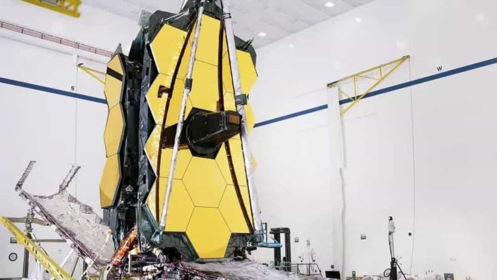 NASA and the European Agency again postpone the launch of a new telescope