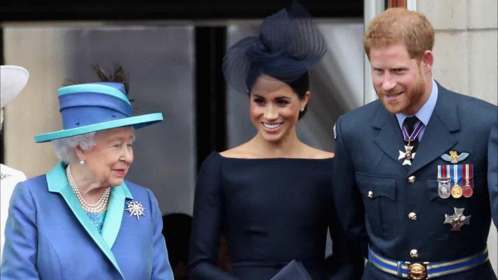 Queen Elizabeth II has already met Harry and Meghan Markle's daughter