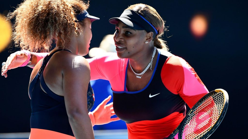 """Roland-Kross 2021 - Serena Williams after Naomi leaves Osaka: """"I want to take her in my arms"""""""
