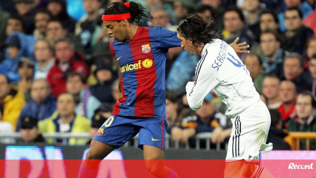 """Ronaldinho wanted to """"mock"""" Sergio Ramos... but Spain's performance was poor"""